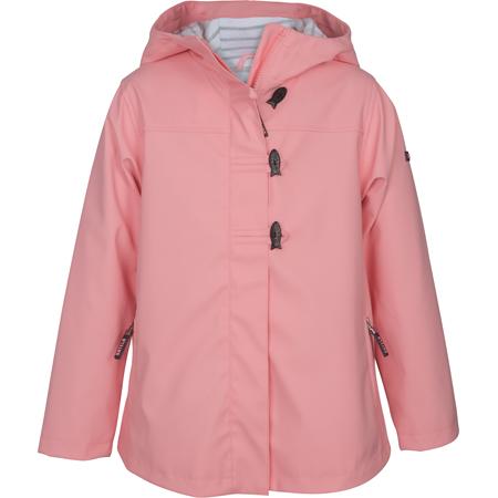 roze meisjes jas brussel