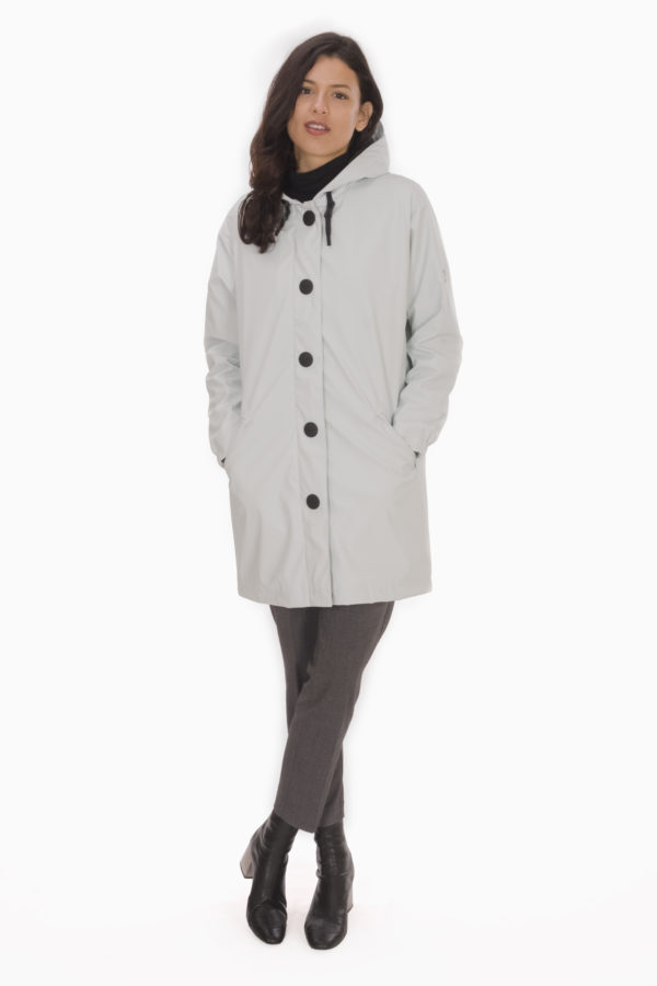 KASTE CLOUD DAMES WINTER REGENJAS - TANTÄ RAINWEAR KASTE CLOUD DAMES WINTERJAS