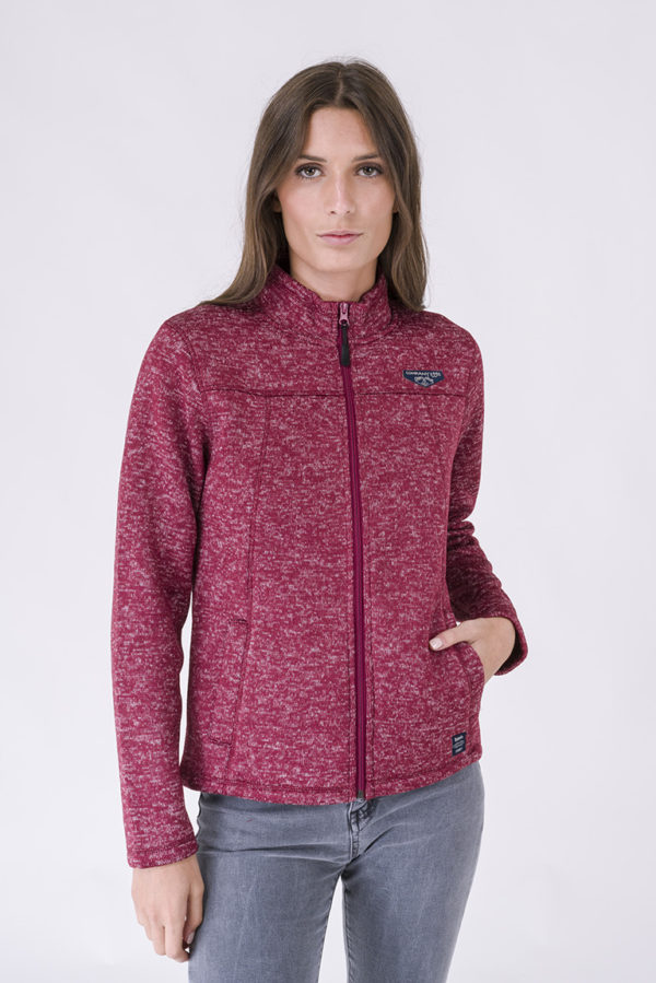 AUTUMN DAMES FLEECE VEST