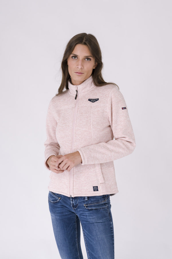 ROZE DAMES FLEECE VEST