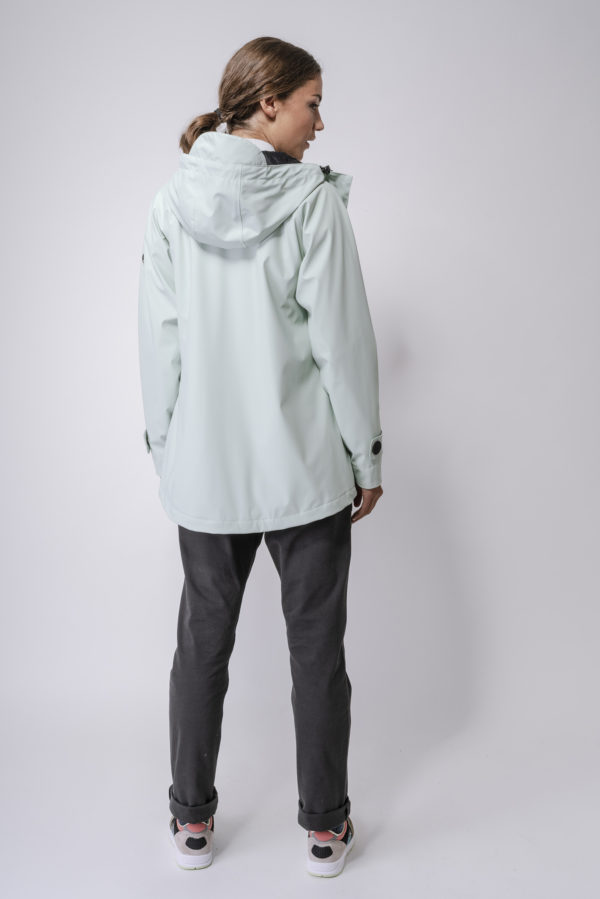 DRYPP DUSTY MIST DAMES WINTER REGENJAS